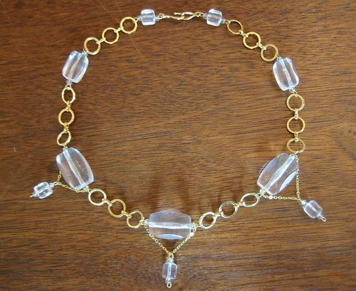 Revamped Sparkle Necklace