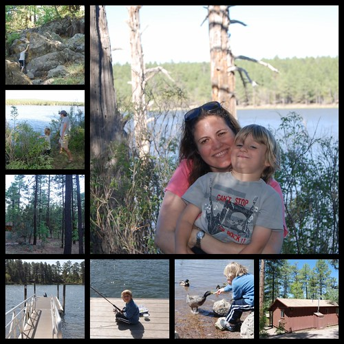 Memorial Day Weekend, Pinetop, AZ