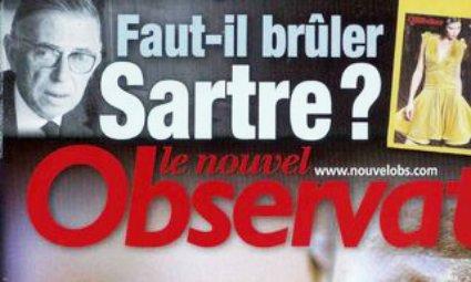 11f05 Nouvel Obs sobre Sartre centenario 2005