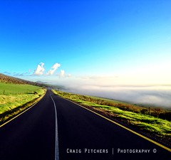 Winter Wonderland - SA Style (Craig Pitchers) Tags: africa road winter fog clouds sunrise southafrica nikon capetown fields 24mm durbanville westerncape 1024mm d7000 nikond7000 1024mmnikon