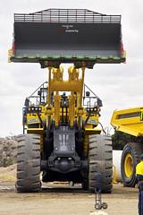 Komatsu WA1200 (dalinean) Tags: big sigma australia huge wa loader sd10 griffin komatsu immense digger westaustralia wa1200