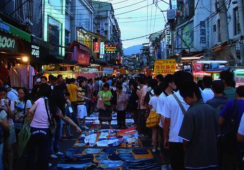 Mercado nocturno I