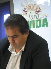 Carlos Correa en el Foro