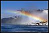 Rainbow in Niagara Falls (Tran_Thaohien) Tags: water landscape niagarafalls landscapes rainbow abigfave aplusphoto thaohien peachofashot bestofvietbestphoto vietbestphoto