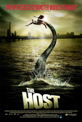 The Host (2007) American poster