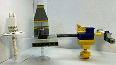 Grant 1 (Skinny Pete Deux) Tags: station lego space contest moc microspace otb foitsop microspacetopia