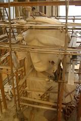Muse des arts & mtiers (Oric1) Tags: paris france statue canon french liberty eos 350d rebel eu eiffel capitale iledefrance liberte ladyliberty bartholdi cnam oric1