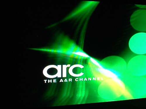 A&R Channel blown out from iPhone