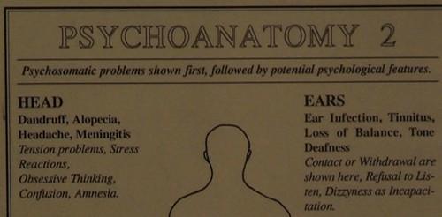 Psychoanatomy 3