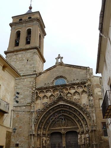 Requena  Iglesia del Salvador
