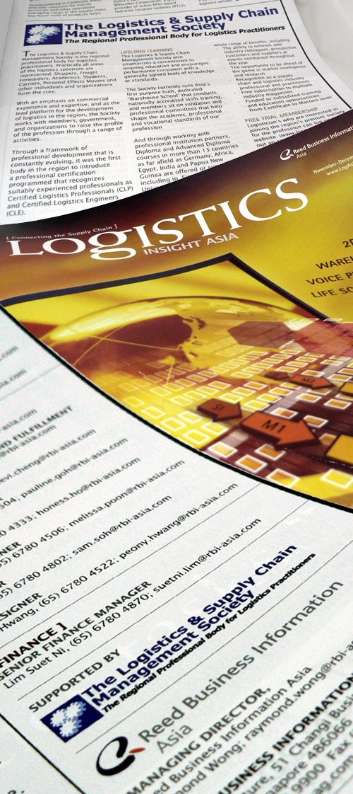 LSCMS Supports Logistics Insight Asia