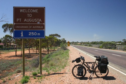 Welcome to Pt. Augusta!!! Yeah...
