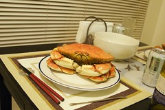 Dungeness Crab (cooked)
