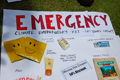Climate emergency kit