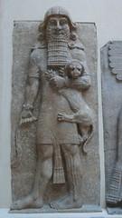 P1010781 (SCTroyenne) Tags: travel paris france museum louvre bulls mesopotamia assyria assyrian gilgamesh