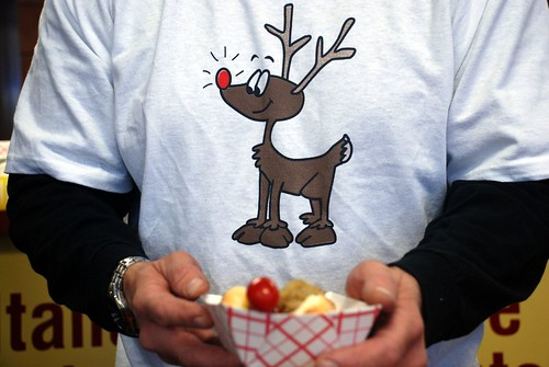 Rudolph approves!