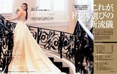 Reika Hashimoto OZ Wedding Winter/Spring 2008