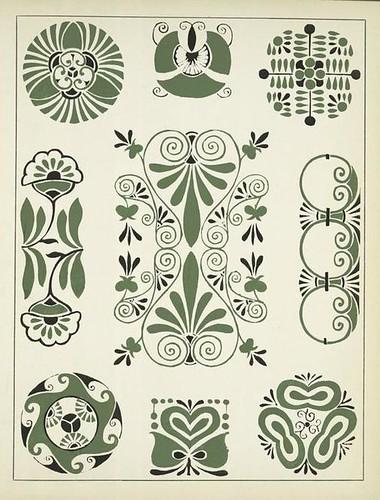 Art Deco Vignettes - Henri Gillet 1922 d