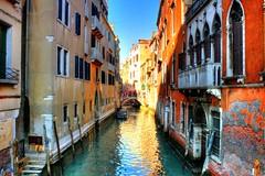 Serenissima (valerius25) Tags: venice colors canon reflections laguna venezia riflessi hdr canale serenissima umidit 5xp 400d valerius25 valeriocaddeu