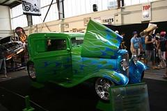IMG_3248.JPG (*Sando*) Tags: green cars 21 australia canberra act hotrods summernats summernats21
