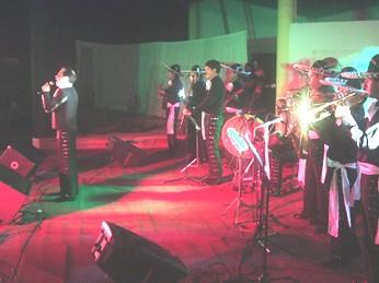 Enrique Zalazar y sus Mariachis