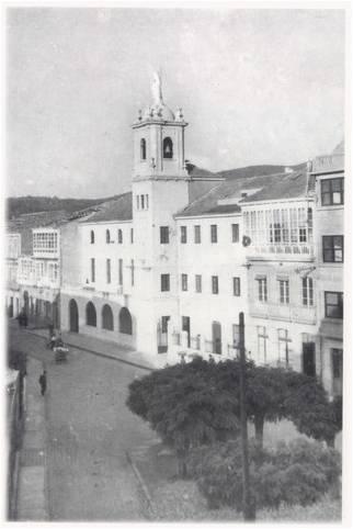 Praza de Santa Lucía