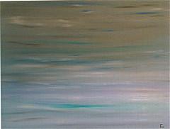 Luminosity blue (anthonyfalla) Tags: blue red abstract painting scenery acrylic canvas veiw luminosity