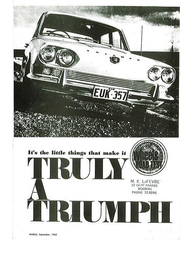 Mk1 2000 Sep 1968 1