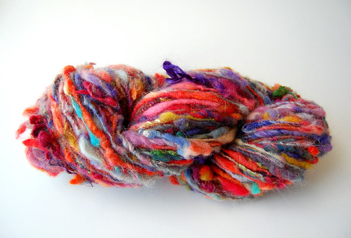 Hot Mess Handspun