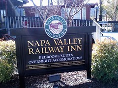 Napa Valley Railway Inn
