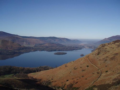 Derwent Water on a Lovely Day!