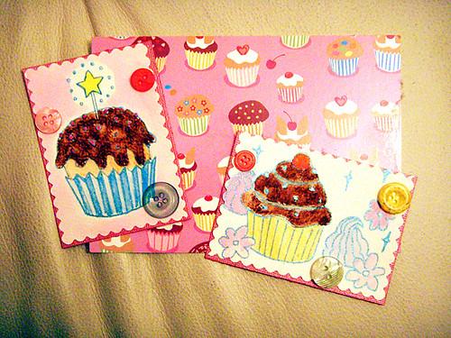 my cupcakeATC