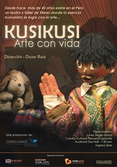 Kusikusi: arte con vida