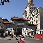La Habana: Entrada al Barrio Chino