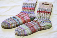 random socks pair #2 finished