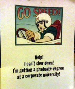 Disgruntled Graduate Students
