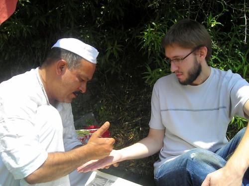 Palmist - ou astrologue en français