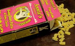 Annie's Bunny Shaped Durum Wheat Pasta