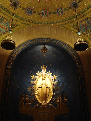 Shrine of Immaculate Conception DC 006