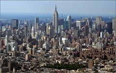 Midtown Manhattan (Ubierno) Tags: new york usa skyline skyscraper manhattan aerial midtown helicopter highrise nueva aérea helicóptero worldwidepanorama rascacielo ubierno goldstaraward