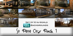 KaTink - St Pete City Pack 1 (Marit (Owner of KaTink)) Tags: katink my60lsecretsale secondlife sl salesinsl 60l 60lsales photography 3dphotography 3dworlds poses 2personposes