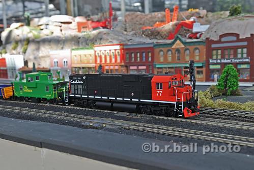 2017-02-19 Barrie-Allandale Model Train Show