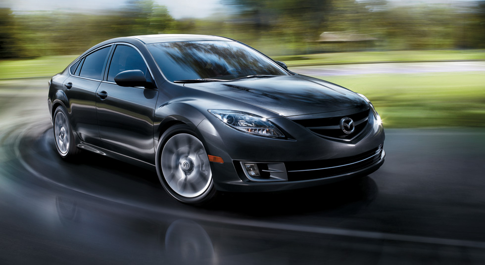 Mazda 6 Traction Control System
