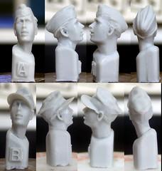 """Alpine Miniatures """"35030 Waffen SS Panzer Officer#2"""" -2"""