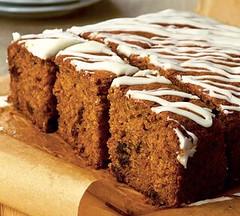 Εγγλέζικο κέικ καρότου από την Almond