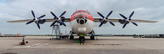 AN-12-2 (coopertje) Tags: cub cargo freight antonov an12