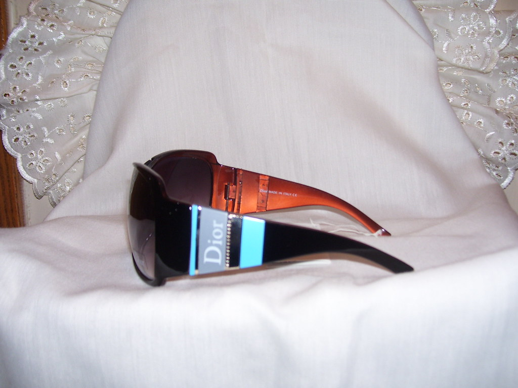 Christian Dior Shades (side view)