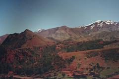 High Atlas Mountains (Alan Hilditch) Tags: snow mountains march high pass n 2006 explore morocco atlas marrakech tizi marruecos ouarzazate marokko marrocos haut moroc tichka ntichka  almarib