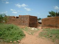 Village Kassena Burkina Faso