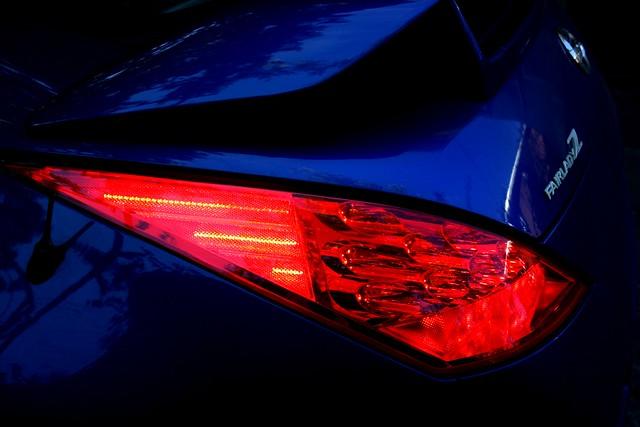 car lights luci automobili racingcars 350znissan automobilisportive